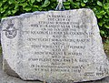 RAF Stirling memorial stone, Annesley - geograph.org.uk - 895110.jpg