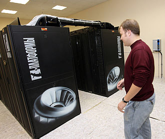 Tomsk State University - SKIF Cyberia Supercomputer
