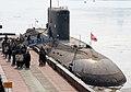 RIAN archive 187524 The crew of a diesel-powered Varshavyanka -Kilo--class submarine.jpg