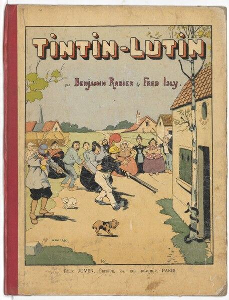 Rabier - Tintin-Lutin, 1898