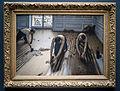 Raboteurs de parquet, Gustave Caillebotte, 1875 - Musée d'Orsay May 2015.jpg