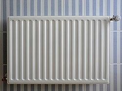 Radiateur de chauffage central