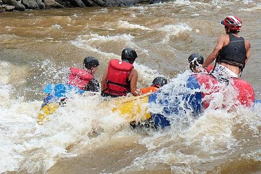 Rafting San Gil - Río Fonce