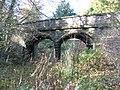 Railway Bridge at Higher Kinnerton - geograph.org.uk - 324744.jpg
