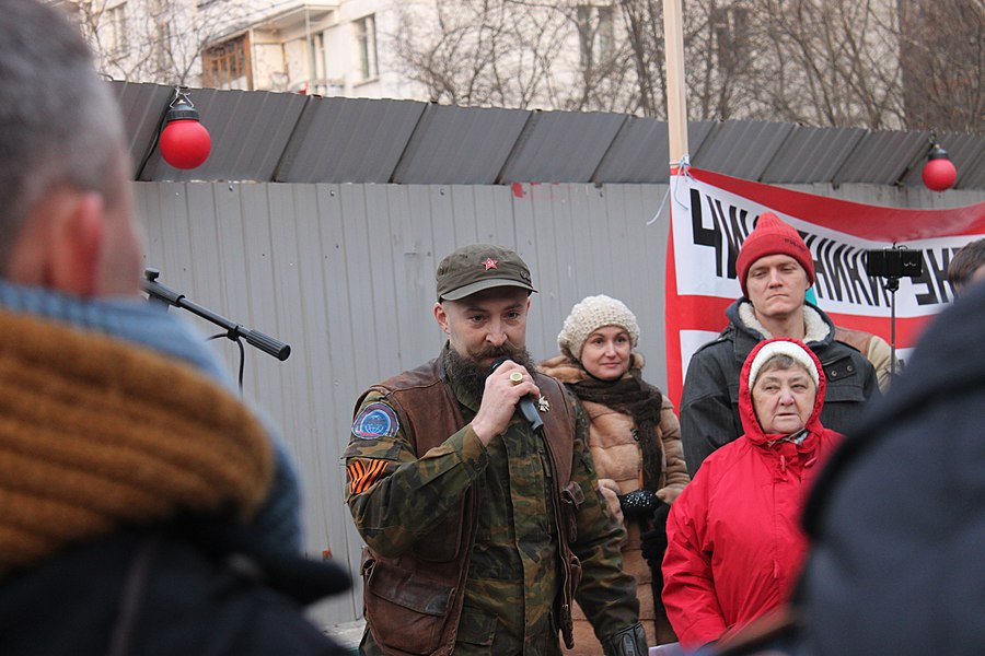 Rally for the termination of construction and restoration of the square (2018;11;17) 103.jpg