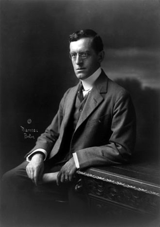 Ralph Adams Cram - Cram in 1911