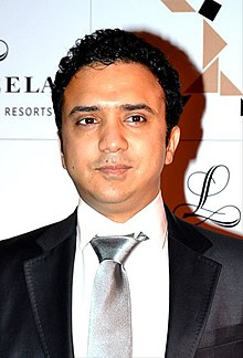 Ram Sampath at the Loreal Paris Femina Women Awards 2014.jpg