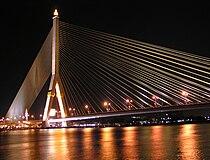 Rama VIII Bridge at night.jpg