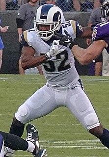 Ramik Wilson American football linebacker