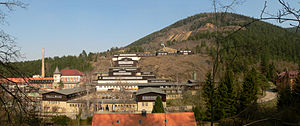 Rammelsberg - Mining museum on the slopes of Rammelsberg