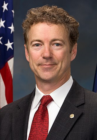 2010 United States Senate election in Kentucky - Image: Rand Paul, official portrait, 112th Congress alternate (cropped)