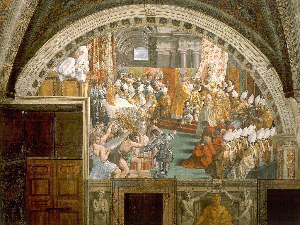 Coronation of the Holy Roman Emperor