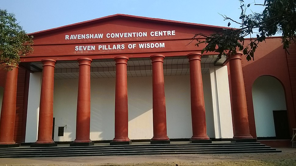 Ravenshaw Convention Centre,Ravenshaw University,Cuttack