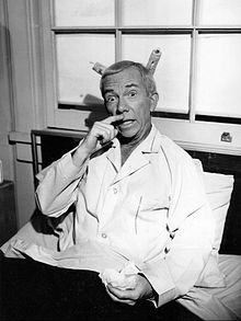 Ray Walston My Favorite Martian 1963.JPG