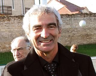 Raymond Domenech French association football player and manager