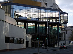 nottingham royal concert hall wikipedia