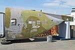 Rear fuselage of Sikorsky CH-3E Jolly Green Giant '64-234' (26123631250).jpg