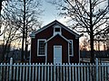 Rear of Sydenstricker School from neighboring churchyard.jpg
