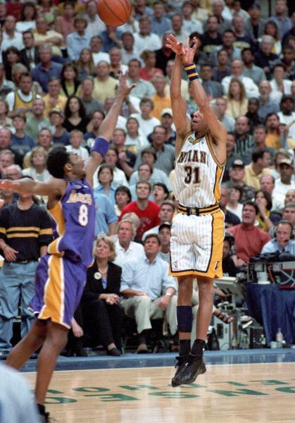 NBA three point leaders