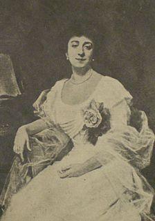 Regina Pacini Portuguese opera singer