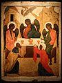 Regione di novgorod, icona della trinità, 1550-1600 ca.jpg