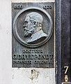 Relief Docteur G. Dryepondt by Victor Demanet, Wollestraat 7, Brugge-9819.jpg
