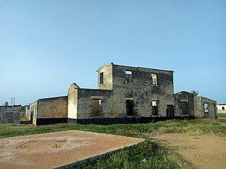 Fort Kongenstein - Remains of Fort Kongenstein