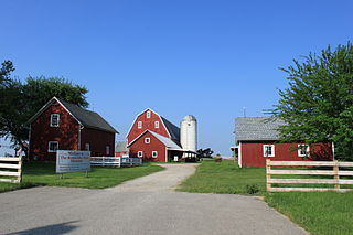 Rentschler Farm Museum United States historic place