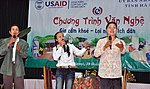 Residents in Vietnam's Tien Ngoai Commune, Duy Tien District, Ha Nam Province, discuss ways to prevent and control avian and pandemic influenza. (5753786985).jpg