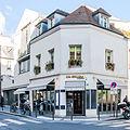 Restaurant La Bélière, Rue Daguerre, Paris 2014.jpg