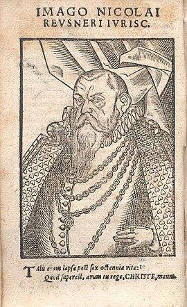 Nikolaus Reusner