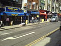 Rhodes Music, 21 Denmark Street, London, 2007.jpg