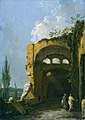 Richard Wilson (1713-1714-1782) - Maecenas' Villa, Tivoli - N00303 - National Gallery.jpg