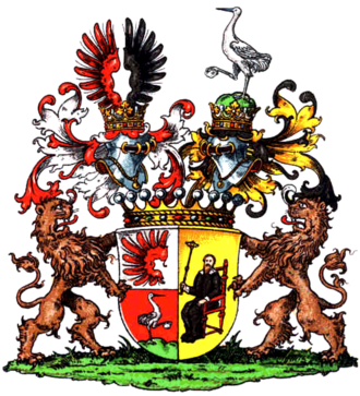 Richthofen - Arms of the Richthofen family