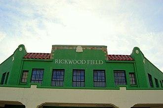 Rickwood Field - Image: Rickwood Field