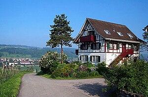 Oberembrach - Image: Riegelhaus Guldenberg Embrach