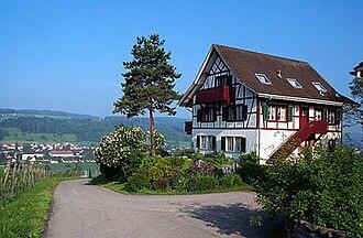 "Embrach - Winery on ""Guldenberg"""