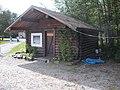 Rika's Landing Roadhouse - Ferryman's Cabin - DSCN0525.JPG