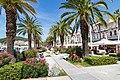 Riva promenade in Split, Croatia (48693340418).jpg