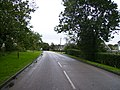 Road that runs around the back of Roade Village - geograph.org.uk - 256562.jpg
