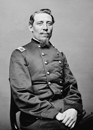 Robert J. Betge - Robert J. Betge as colonel of the 68th New York