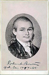 Robert Burton (American politician) American politician