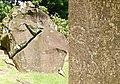 Roches gravées du Site Archéologique de Trois-Rivières en guadeloupe.jpg