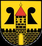 Das Wappen von Rochlitz