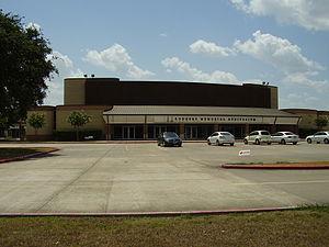 Dulles High School (Sugar Land, Texas) - Rodgers Memorial Auditorium