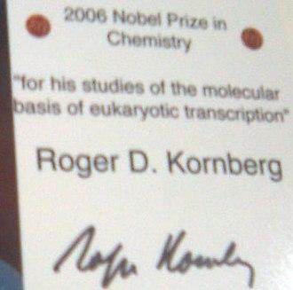 Roger D. Kornberg - Image: Roger D Kornberg