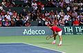 Roger Federer Davis Cup vs. Fabio Fognini (Italy).jpg
