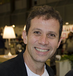 Roger Mello, Göteborg Book Fair 2014 1 (crop).jpg