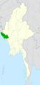 Rohingya language map.png