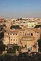 Roma - Foro Romano - 008 - Templo de Rómulo.jpg
